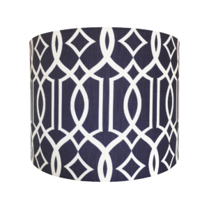 Lampshades steal the limelight classic trellis royal shade aloadofball